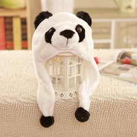 wholesale New arrival very cute animals cosplay hats plush hat,many style to choose,1pcs