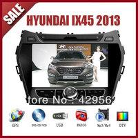 Hyundai ix45 2013 CAR GPS DVD Player HD Screen with GPS IPOD TV AM/FM Bluetooth