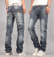 Free shipping,2013 New Men's Jeans,Slim Fit Jeans Trousers,Zipper Style Jeans (K243) W28-36