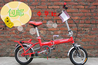 12 bicycle child folding bike mountain bike buggiest