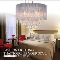 Hot Sale Crystal Chandelier Crystal lamp living room led Lights  Modern lamp Bedroom lamp  Free shipping