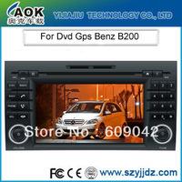 HD touch screen auto multimedia system special Car DVD FOR Mercedes B200 BLK200 R300 R350 car DVD player gps nav radio audio