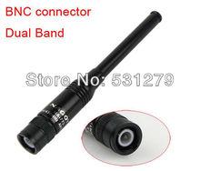 5x BNC NA-773 Dual band Radio Antenna TK100 TK200 IC-V8 IC-V80 IC-V82 IC-U82 walkie talkie NEW J0191A
