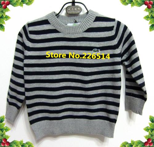 Free Shipping Stock Brand Kids Cheap autumn winter 100% cotton kid clothes girls sweaters kids coats(China (Mainland))
