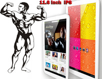 biggest Tablet: RK3188 Quad Core 1.8GHz 2G/32G Android 4.2 1366*768 2.MP/ 5.0MP Bluetooth Tablet PC