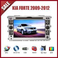 KIA FORTE 2009-2012 CAR GPS DVD Player HD Screen with GPS IPOD TV AM/FM Bluetooth