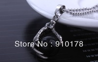 punk style stainless steel eagle claw man pendant necklace fashion titanium steel man jewelry gift G52121013
