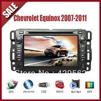 Chevrolet Equinox 2007-2011 CAR GPS DVD Player HD Screen with GPS IPOD TV AM/FM Bluetooth