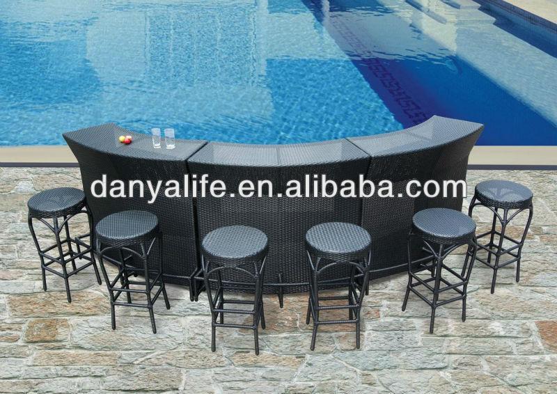 DYBAR-D320F,DANYA Garden Bar Set, Bar Stools & Tables, Outodor Bar Set, Outdoor Furniture, Patio Furniture(China (Mainland))