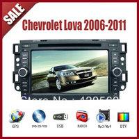 Chevrolet Lova 2006-2011 CAR GPS DVD Player HD Screen with GPS IPOD TV AM/FM Bluetooth