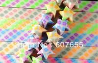 бумаги оригами 200pcs 20 * 20 см для diy ручной работы кранов детей diy животных Валентина подарок бумаги ремесел смешать цвет бумаги ремесла