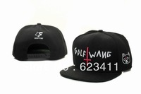 Free Shipping fashion new adjustable baseball caps Odd future ofwgkta golf wang snapback hats golf wang hiphop cap