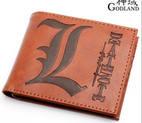 The death note      Japanese anime series   Man purse
