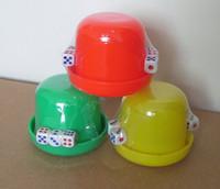 2247 combination circle multicolour sieve cup color cup set belt 5 dice supplies
