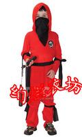 Free shipping Halloween ninja halloween costume for kids