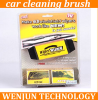 New arrival Wiper wper wizard car cleaning brush, car window scraping brush,as seen on TV 5pcs/lot