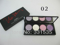 2pcs/lot supernova sale High quality  brand makeup   4 colour Marilyn Monroe eye shadow palette, pigment  10g free shipping