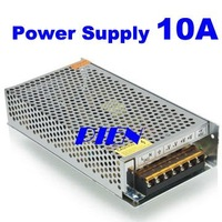 24V 12V 10A Power adapter Switch power supply driver for 5050 3528 RGB LED Strip Light by DHL 40pcs/lot