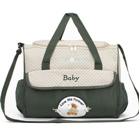 2013 Hot Sale Fashion Stylish Diaper bag for Mami cheap diaper bags nylon mami baby bag diaper bag