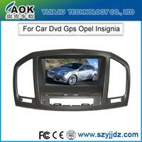 "8""TFT Display Wince 6.0 ARM11 GPS/DVD/Radio/BT/Steering wheel control For Opel Insignia"
