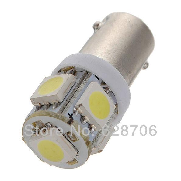 Источник света для авто 10 x T11 T4W 5050 SMD 5 233 BA9S DC 12V источник света для авто 10pcs lot g4 9 smd 5050 12v