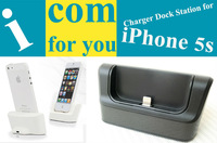 Multifunctional Data Sync USB charging docking Desktop Cradle Mount Battery Charger Dock Station for iPhone 5s 5