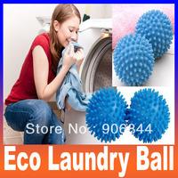 Washing Eco Laundry Ball Magnetic Soft Fresh Fabric wash Washing Dryer Balls Hot sale  Free Shipping
