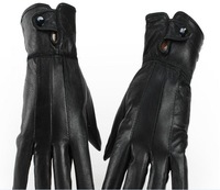 Winter hot hot glove leather gloves the man winter ski gloves motorcycle gloves L XL XXL free shipping 31