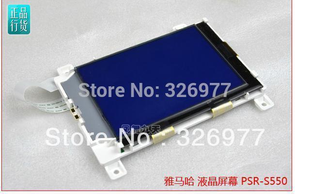 Free Shipping Original new Keyboard yamaha PSR S550 PSR S500 PSR S650 MM6 lcd screen display panel(China (Mainland))