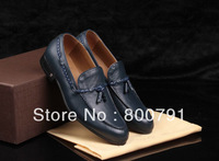 2013 New Men Shoes Louis Shoes Genuine Leather Fashion Men's Dress Shoes US5-11 Formal Business Man Shoes