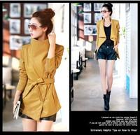 Hot! fashion big size jacket women Slim-fitting leather jacket women motorcycle genuine leather jacket coat women M-3XL