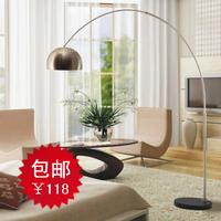 free shipping Led living room floor lamp fishing lamp modern brief fashion floor lamp