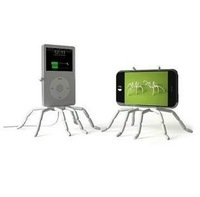 Universal octopus mobile phone holder & stand makes any postures suit for cellphone and tablet PC