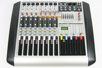 Hx 802 8 mixer digital professional dsp 48v power supply ktv audio