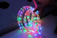 Free shipping Multi-color led lighting festive holiday decoration christmas colorful lights
