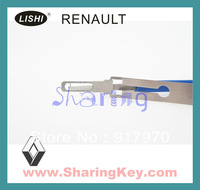 Free Shipping  100% Genuie Lishi locksmith Tool Lock pick Lishi Picks RENAULT (Fr)