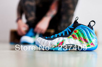 weatherman shoes air Air Foamposites One 2013 new size 8-13  KD IV  Weatherman