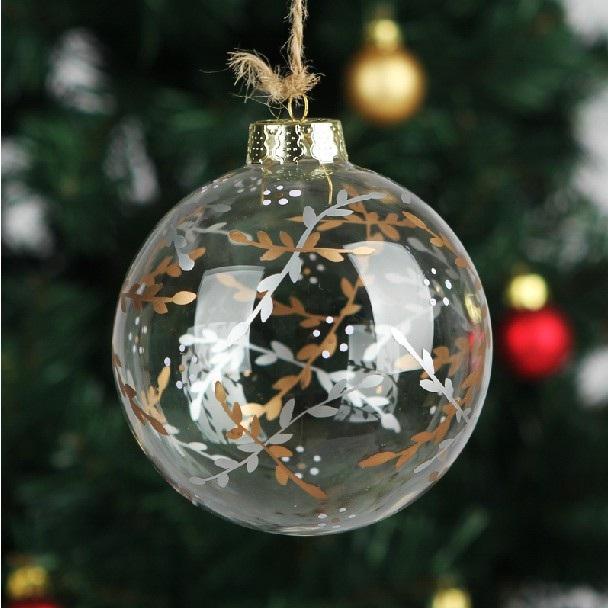 Glass Christmas Tree Ornament | Home Decorating, Interior Design ...