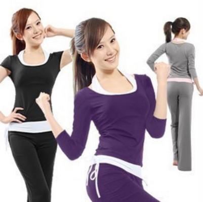 online kaufen gro handel ladies 39 yoga wear aus china. Black Bedroom Furniture Sets. Home Design Ideas