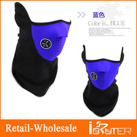 High Quality Face Wind Mask Veil For Ski Snowboad Cycling Bicycle Bike Hiking Neck Neoprence Winter Warm Wholesale