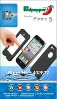 Redpepper NUUD waterproof shockproof case cover for iPhone 5 in retail package