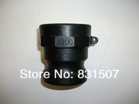 PP camlock quick coupling ,camlcok couplings with PP A  type with 3/4""