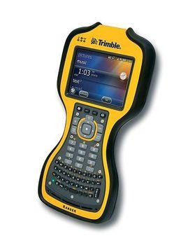 TDS Trimble Ranger 3XE, 3 GPS Rugged Handheld Computer, Barcode Scanner