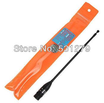 10x BNC UHF+VHF Handheld Telescopic walkie talkie Antenna for TK100 TK200 IC-V8 IC-V80 IC-V82 IC-U82 ICOM NAGOYA NA-636 J0246A