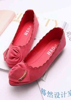 Free Shipping 2013 women's shoes lace flower lace women's shoes flatbottomed women's shoes single shoes