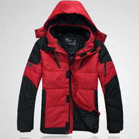 Free shipping 2013 Men's wear the winter and autumn winter Outdoor waterproof new men fashion Down jacket Down coat 016