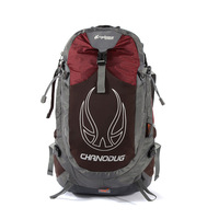 Outdoor mountaineering bag hiking backpack travel backpack 33l male women's handbag