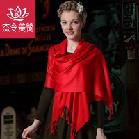 2013 Korea Fashion Design Long Scarf Cape for WOMEN Dual Ladies' Thick Yarn Muffler Brand Scarf