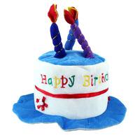 Birthday supplies gift birthday cake hat child birthday hat props 50g