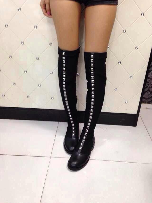 boot knee length sexy us
